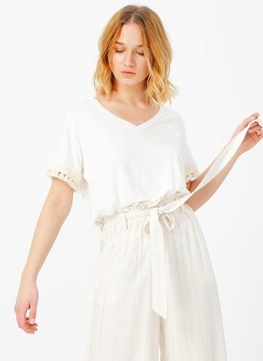 Fabrika Comfort Tişört Beyaz